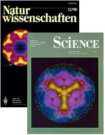Covers of Science